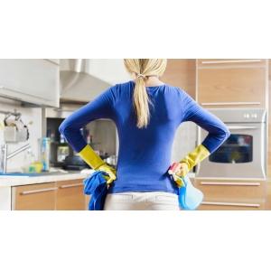 Средства для обезжиривания на кухне
