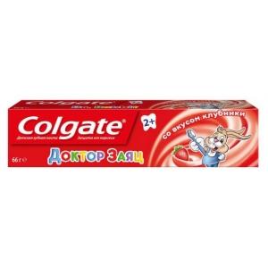 Colgate® Доктор Заяц Со Вкусом Клубники 50мл