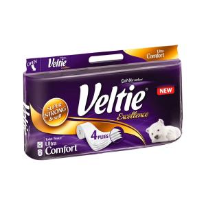 Туалетная бумага Velvet Exellence