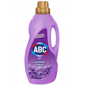 ABC кондиционер для белья с запахом лаванды 2л.