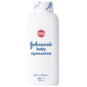 Присыпка Johnson's baby (Джонсонс беби), 200 г