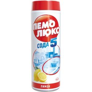 """Пемолюкс Чистящее средство """"Лимон"""", 480 г"""