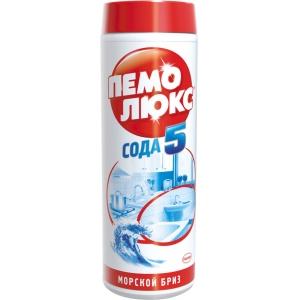 """Пемолюкс Универсальное чистящее средство """"Морской бриз"""", 480 г"""