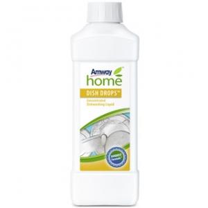 Amway DISH DROPS Концентрированная жидкость для мытья посуды: 1 л
