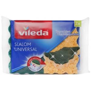 Губки Vileda Slalom universal 2 шт.