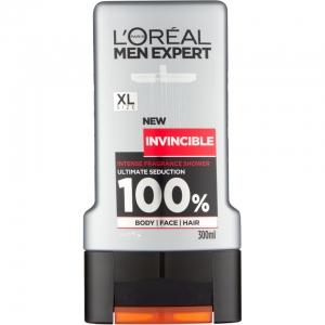 L'Oreal Men Expert Invincible Shower Gel 300ml