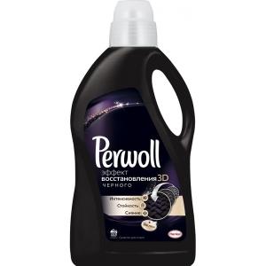 Perwoll 3D Восстановление черного жидкость для стирки 2 л