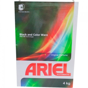 "Ariel 4kg ""Black and Color ware"" (ОАЭ)"