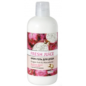 Fresh Juice Гель Dragon fruit & Macadamia, 500 мл