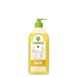 SYNERGETIC жидкое мыло «Полевые цветы» 500мл