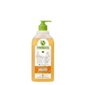 SYNERGETIC жидкое мыло «Фруктовый микс» 500мл