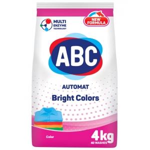 ABC Порошок Автомат Color Для Цветного Белья- 4 кг