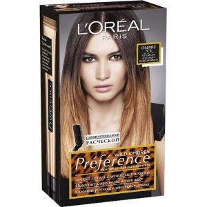 PRÉFÉRENCE  Стойкая краска для волос, оттенок 1 От Светло До Темно-Каштанового.