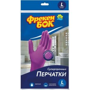 Перчатки Фрекен БОК универсальные суперпрочные L