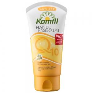 Kamill крем для рук антивозрастной Q10 Vegan с ромашкой, 75 мл