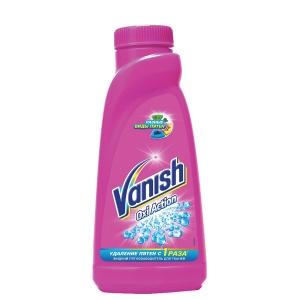 """Vanish Пятновыводитель для цветного белья """"Oxi Action"""", жидкий, 450мл"""
