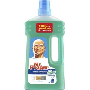 Mr. Proper Жидкость моющая для полов и стен , горный ручей и прохлада, 1 л