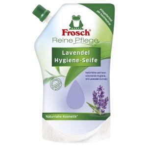 Frosch Жидкое мыло Лаванда (запаска), 500 мл