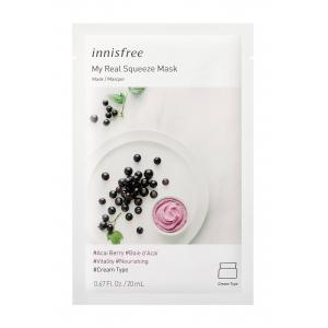 Innisfree Тканевая маска для лица ягодами Асаи, 20 мл