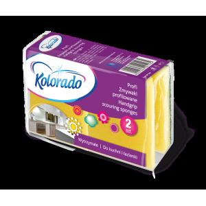 Kolorado профилированные кухонные губки Profi a2