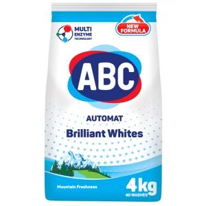 ABC Порошок Автомат Горная Свежесть 4 кг