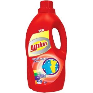Жидкое средство для стирки Yplon, для цветного белья, 2 л