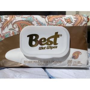 Best влажные салфетки 100 шт