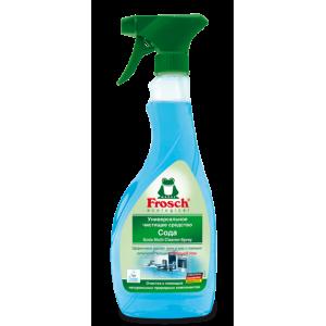 Frosch Универсальное чистящее средство Сода, 500 мл.