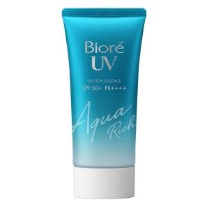 Солнцезащитная эссенция для лица и тела Biore UV Aqua Rich Watery SPF50+ PA++++