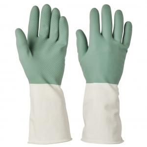Хозяйственные перчатки, зеленый M РИННИНГ