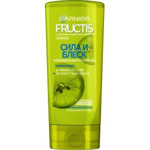 Garnier Fructis Бальзам для волос  Сила и блеск, для нормальных волос, 200 мл