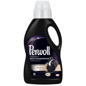 Perwoll 3D эффект Восстановления черного 1 л