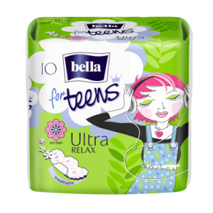 bella for teens Ultra relax 10 шт.