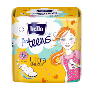 bella for teens Ultra energy 10 шт.