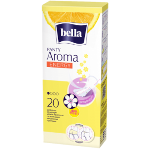 bella Panty Aroma ENERGY  20 шт.