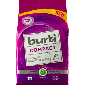 Burti Стиральный порошок для цветного и тонкого белья 1,1кг.