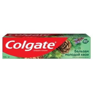 Colgate Бальзам молодой хвои противовоспалительная зубная паста, 100 мл