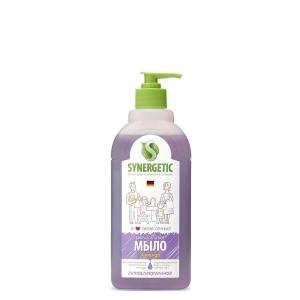 SYNERGETIC жидкое мыло «Лаванда» 500мл