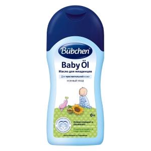 Bubchen Масло для младенцев Baby Ol с маслом карите и подсолнечника 200 мл
