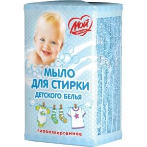 Мой малыш Мыло хозяйственное для детского белья 72% 200г
