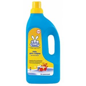 Жидкое средство для стирки детского белья «Ушастый нянь»