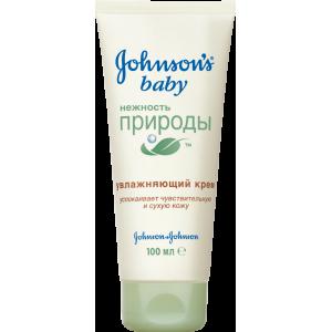 JOHNSON'S® Baby Увлажняющий крем «Нежность природы»