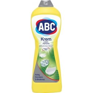 ABC Чистящий крем LEMON 750 ml