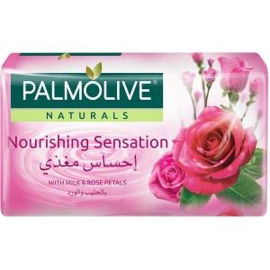 "Palmolive Naturals Soft & Moisture Milk & Rose Bar Soap 170g""ОАЭ"""