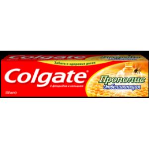 COLGATE® ПРОПОЛИС ОТБЕЛИВАЮЩАЯ, 100 мл
