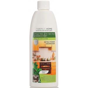 FABERLIC Средство для чистки плит и духовок «Свежесть мяты»