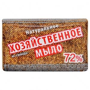 Свобода Мыло хозяйственное Натуральное 72%, 150 г