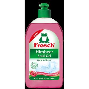 Frosch Малина Бальзам для мытья посуды Frosch Малина 500 мл