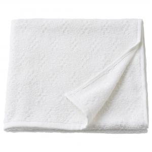 Банное полотенце, белый 55x120 см НЭРСЕН