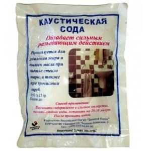 Frei каустическая сода 150 гр